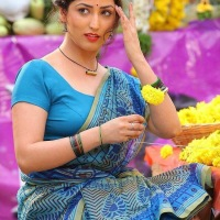 Yami Gautam hot saree  - Photo Feature