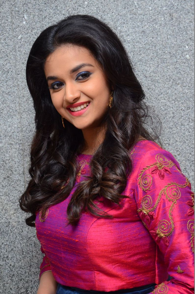 gorgeous keerthisuresh latest stills - gallery