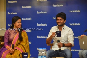 134-32keerthi-suresh-nani-at-facebook