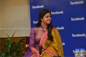 134-35keerthi-suresh-nani-at-facebook