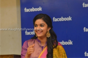 134-38keerthi-suresh-nani-at-facebook