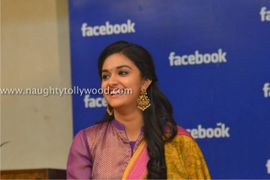 134-40keerthi-suresh-nani-at-facebook