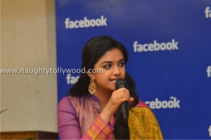134-43keerthi-suresh-nani-at-facebook