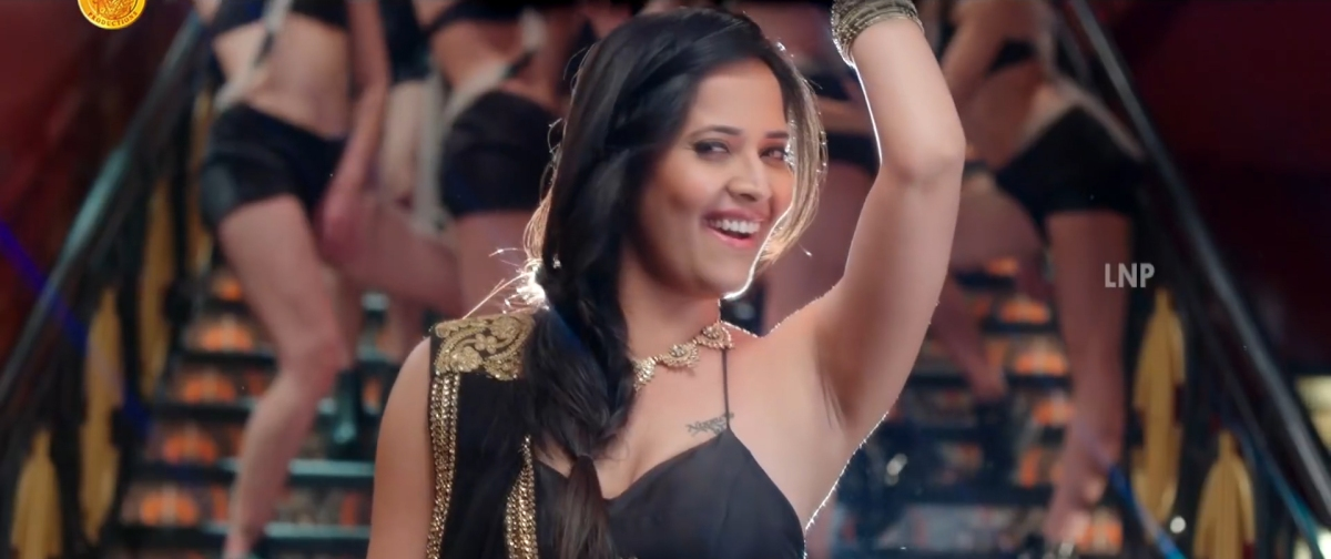 gorgeous anasuya stills from suya suya song