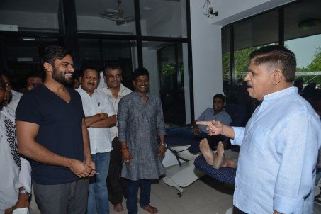 11111 (27)ram charan birthday celebrations