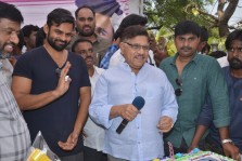 11111 (54)ram charan birthday celebrations