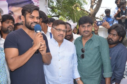 11111 (70)ram charan birthday celebrations