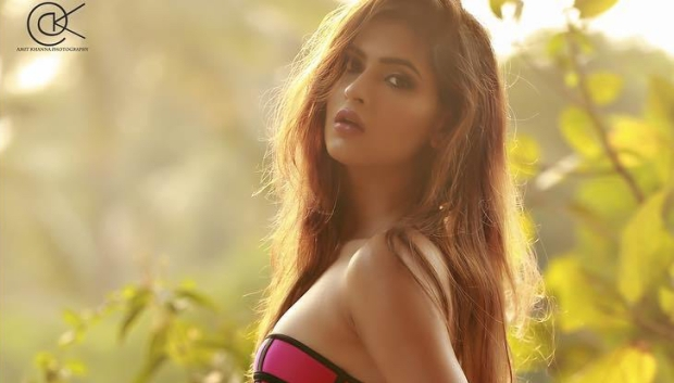 latest bikini pic of karishma sharma - photo feature