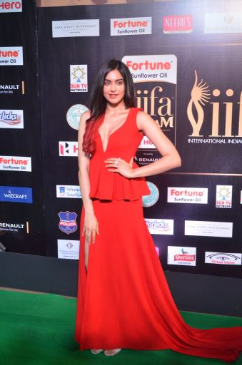 adah sharma hot at iifa awards 2017DSC_02690020