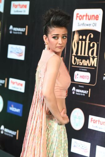 akshara hassan hot at iifa awards 2017Akshara Hassan (27)