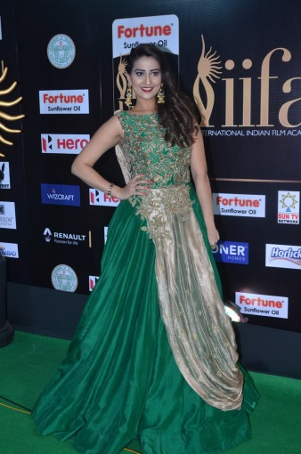 anchor manjusha at iifa awards 2017DSC_5793