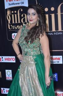 anchor manjusha at iifa awards 2017DSC_5803
