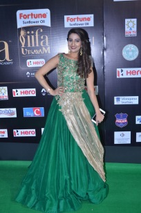 anchor manjusha at iifa awards 2017DSC_5841