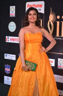 anisha ambrose hot at iifa awards 2017 DSC_15060560