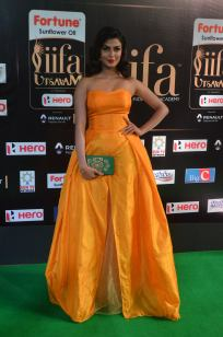 anisha ambrose hot at iifa awards 2017 DSC_15340588