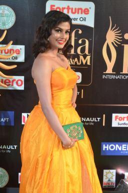 anisha ambrose hot at iifa awards 2017 DSC_15720626