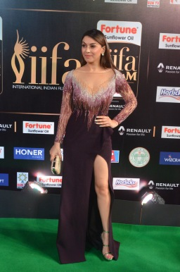 hansika hot at iifa awards 2017DSC_8266