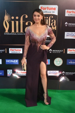 hansika hot at iifa awards 2017DSC_8268
