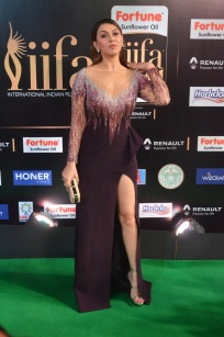 hansika hot at iifa awards 2017DSC_8273