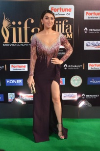 hansika hot at iifa awards 2017DSC_8277
