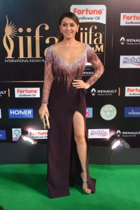 hansika hot at iifa awards 2017DSC_8280
