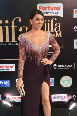 hansika hot at iifa awards 2017DSC_8286