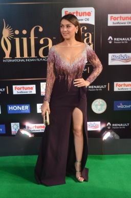 hansika hot at iifa awards 2017DSC_8301