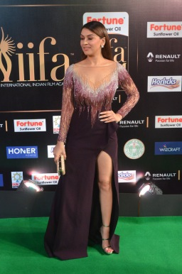 hansika hot at iifa awards 2017DSC_8303