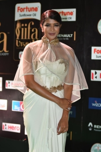 lakshmi manchu hot at iifa awards 2017 HAR_58960016