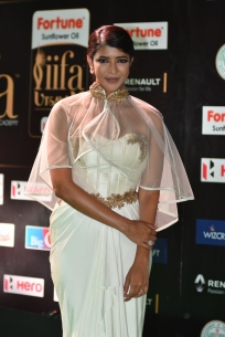 lakshmi manchu hot at iifa awards 2017 HAR_58970017