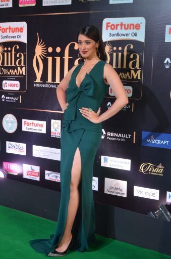 laxmi rai hot at iifa awards 2017DSC_88630034