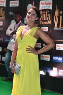 madhu shalini hot at iifa awards 2017 HAR_55600012
