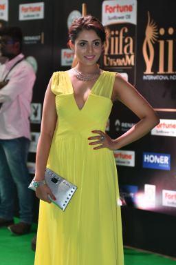 madhu shalini hot at iifa awards 2017 HAR_55840036
