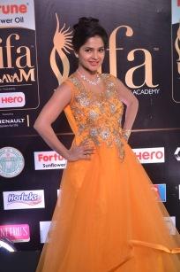 madhumitha hot at iifa awards 2017DSC_9954