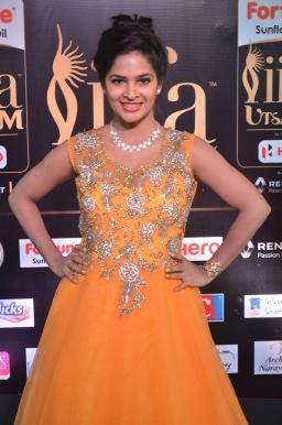 madhumitha hot at iifa awards 2017DSC_9995