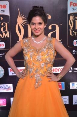 madhumitha hot at iifa awards 2017DSC_9997