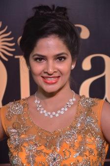 madhumitha hot at iifa awards 2017DSC_9998
