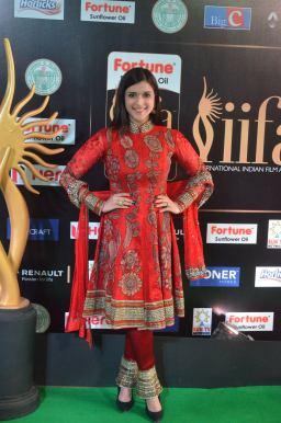 mannara chopra hot at iifa awards 2017 DSC_19150966