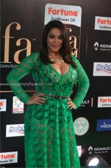 mumaith khan hot at iifa awards 2017 DSC_16630714_wm