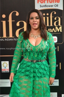 mumaith khan hot at iifa awards 2017 DSC_17140765_wm