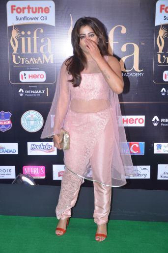 nidhi subbayya at iifa awards 2017DSC_62050003
