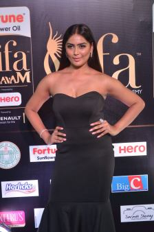 prajna hot at iifa 201715