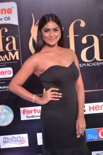 prajna hot at iifa 201738
