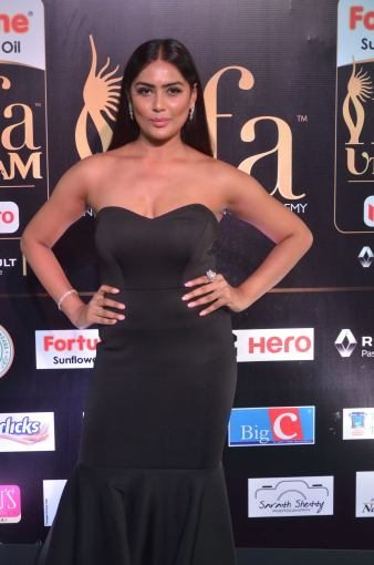 prajna hot at iifa 20177