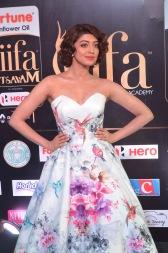 pranitha subhash hot at iifa awards 2017HAR_2517