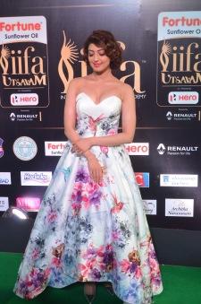 pranitha subhash hot at iifa awards 2017HAR_2539