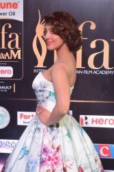 pranitha subhash hot at iifa awards 2017HAR_2562