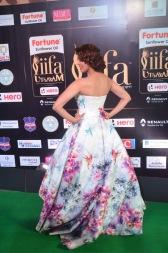 pranitha subhash hot at iifa awards 2017HAR_2619
