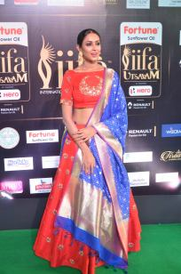 priya sree hot at iifa awards 2017DSC_85710007