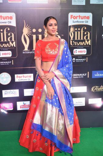 priya sree hot at iifa awards 2017DSC_85710007
